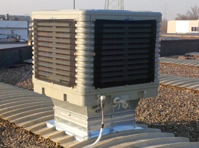 raffrescatore da tetto aircon
