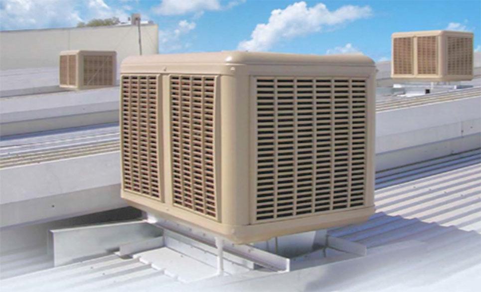 raffrescatore da tetto grande