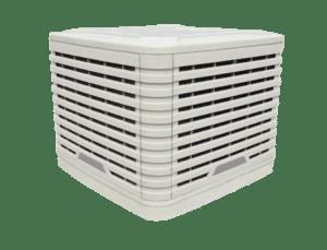 Raffrescamento evaporativo adiabatico ad acqua aircon for Rinfrescatore d aria