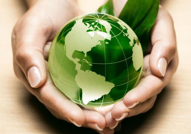 raffrescamento evaporativo e rispetto per l'ambiente
