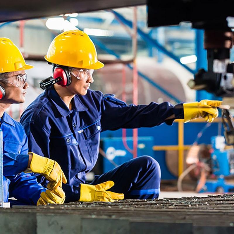 come raffrescare settore metallurgico