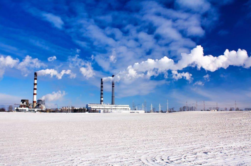 raffrescatori evaporativi industriali inverno