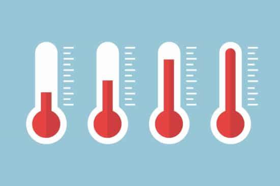 regolare temperatura pannelli radianti elettrici
