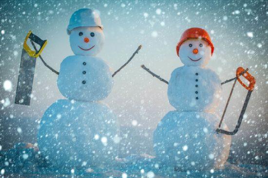 Sistemare i sistemi di raffrescamento dei capannoni per l'inverno