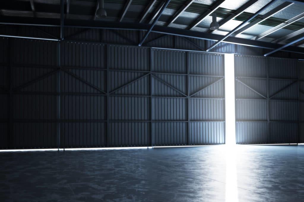 Raggi infrarossi come sistemi di riscaldamento per capannoni industriali
